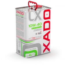 XADO Motoröl 10W40 - Luxury Drive SYNTHETIC