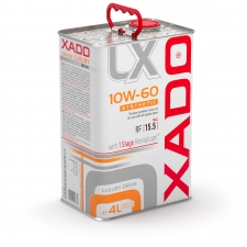 XADO Motoröl 10W60 - Luxury Drive SYNTHETIC