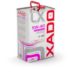 XADO Motoröl 5W40 - Luxury Drive SYNTHETIC