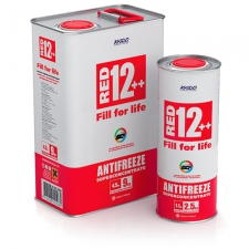 Antifreeze red 12++