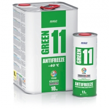 Antifreeze green 11/-40 °С