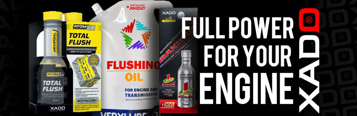 XADO Full power for your engine