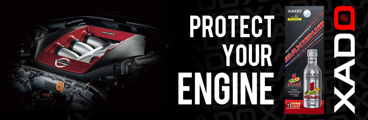 XADO Protect your engine