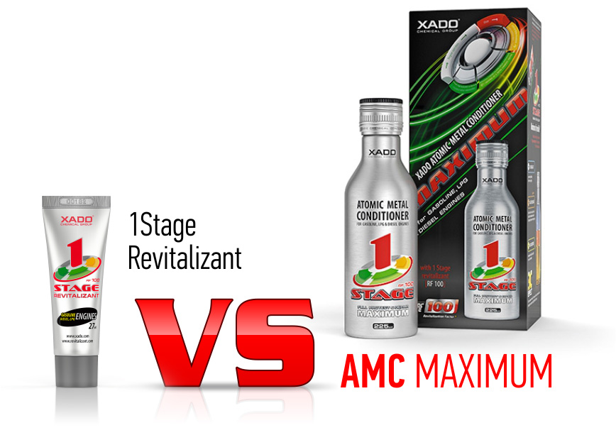 Revitalizant ® or Amotic Metal Conditioner